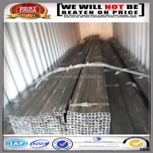square /rectangular carbon Steel Tube (10mm*10mm-100mm*100mm )