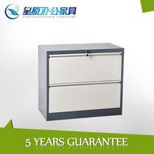 Mechanical chrome filing cabinet for dental