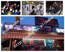 Hot sale 5d cinema equipment latest China 5d cinema movies 5d movies - films for sale