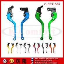 KCM105 Brake Clutch Levers for Yamaha YZF R1 02-03 R6 99-04 FZ1 FAZER 01-05 R6S USA VERSION 06-09 R6S CANADA VERSION 07-09