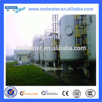 China Chemical High Stability Drinking Water Purification Treatment Plant