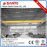 Cheap price CE ISO certificated 2 ton LX suspension underslung overhead crane with limit switch used in mechanical workshop