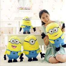 HI hot selling!! stuffed animal plush toy, delicate wholesale despic me minion plush toy, china minion plush toys cheap