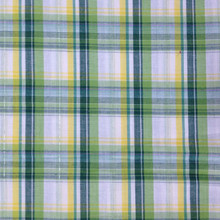 cotton check yarn dye fabrics shirt poplin fabric