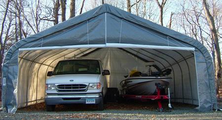 Voiture tente de stationnement pas cher portable garage for Garage negoce auto