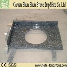 Imported Blue Pearl Granite Kitchen Countertop