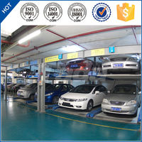 Speed Smart Lift Four Post Quad Car Parking Storage System