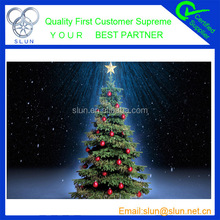 Fashionable and popular facctory price knitted christmas tree decorations hot selling