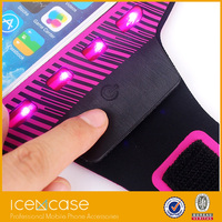2015 New Product Armband Light Weight Sport Arm Band ,Cell Mobile Phone Arm Band Case Pouch Holder