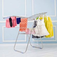laundry bag with rack