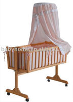 2014 Solid kids wooden bed