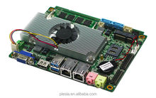 Server Application and DDR3 Memory Type 1037U mini itx motherboard with 2 lan ports