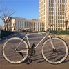 "Steel fixed gear 26"" all kinds of racing bicycle"