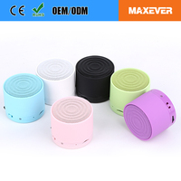 Hot Sell Candy Design With Compatible USB Portable Wireless Mini Bluetooth Speaker S10 With TF Card Slot