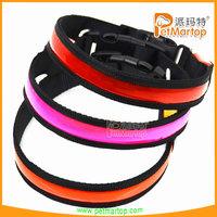wholesale dog collar pvc security dog collar TZ-PET1038 adjustable dog collar