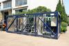 efficient bitumen emulsion plant for road construction work
