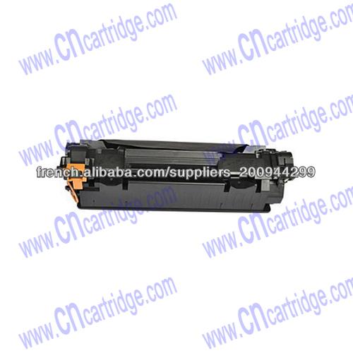 Compatible cartouche de toner HP CE278A pour imprimante P1566/P1566dn/P1606dn Pro HP LaserJet