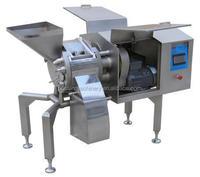 meat cube cutting machine