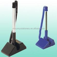 hot selling promotional plastic desktop pen,table ballpoint pen