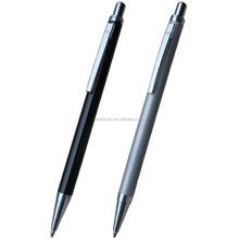 advertising wholesale gift brand no printing metal pen