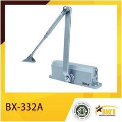 for interior door closer with 65KG for aluminium alloy for fireproof door closer