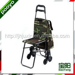new design shopping trolley bag hot selling monkey foldable bag