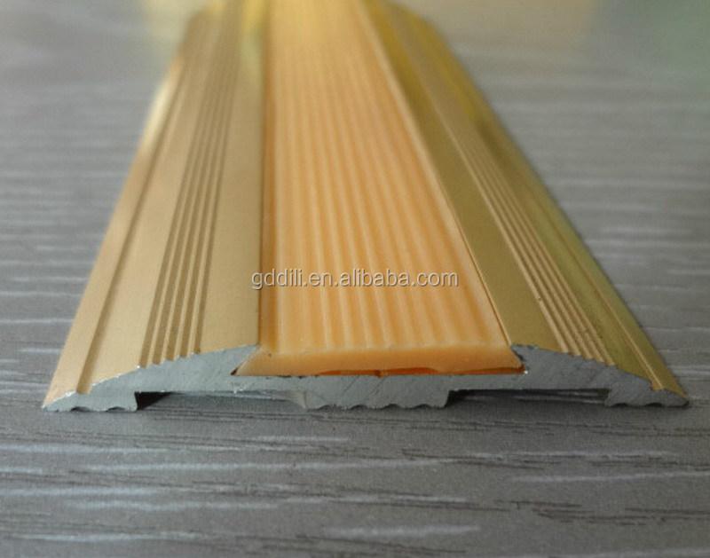 Rubber vloer overgang strips voor vloeren trim-vloeren accessoires ...