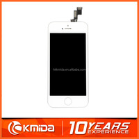 100% new origianl replacement LCD moblie phone touch screen whole display assembly for iphone 4 4s 5 5s 5c 6 6 plus