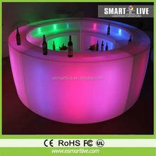 LED wedding sofa/ LED Garden chair/ led side table/ led furniture garden led ball light
