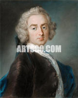 Painting of the Old Master on Canvas for Home Decoration