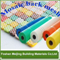 white color strong insulation fiberglass for 4x4mm square hole