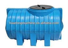 Automatic HDPE plastic tank blow machine with robot arm