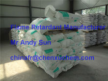 Aluminum Hydroxide as fire retardant for carpet backing