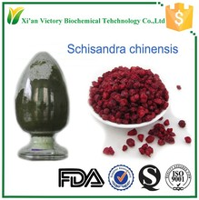 GMP Factory supply schisandrins of fructus schisandrae