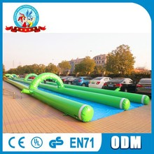 300m Long Giant Slip and Slide/ Inflatable Slip n Slide