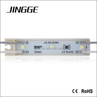 Hot sale 12v waterproof 2835smd led module 3pcs