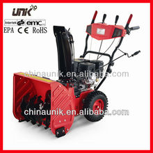 6.5 HP Two Stage Ariens Snow Machine Cleaning Sweeper