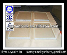 X-ray shielding lead glass for medical use CT scanner