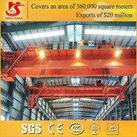 widely used overhead cranes, bridge cranes