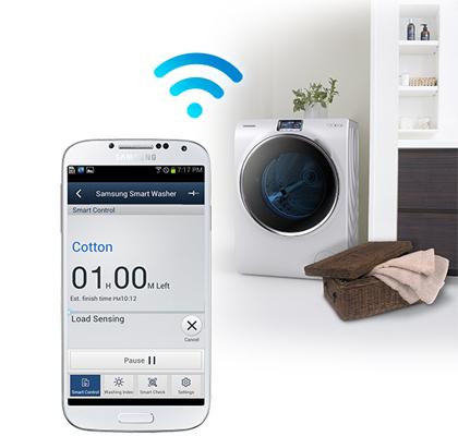 smart washing machine mobile app development. Black Bedroom Furniture Sets. Home Design Ideas