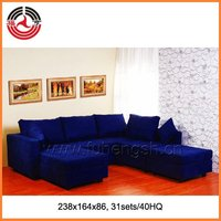 Indigo Sectional Sofa