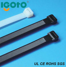UL CE SGS certificated coloured nylon cable ties