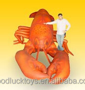 gaint Inflatable Lobster /Giant Inflatable Animals