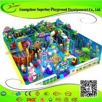 Special Needs Children Spider Web Playground Equipment 155-12g