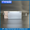 New Ultra-thin Metal Case 4000mAh Polymer Battery Charger Dual USB Power Bank
