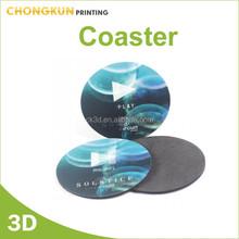 Good promotional waterproof Coaster Set