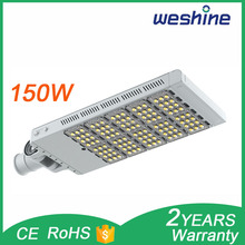high quality water proof IP67 150w LED Street energy saving efficiency outdoor lamp