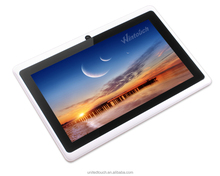 7 inch touch screen quad core tablet pc android 4.4 with 8GB