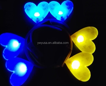 LED hairpin fashion hairpin with LED lighting Christmas gift for girls