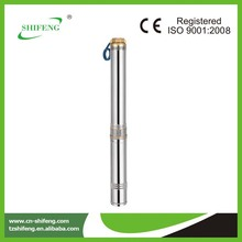 100QJ2 series electric stainless steel centrifugal submersible pump
